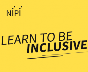 NIPI - Learn to be inclusive
